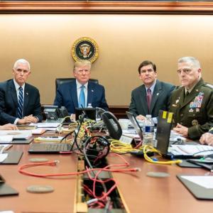 トランプ大統領「韓国、MDシステム費用100億ドル払わないなら在韓米軍撤収」