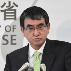 中国「日本政府よ、習近平主席の訪日前に言論統制しろ」河野大臣「断る」