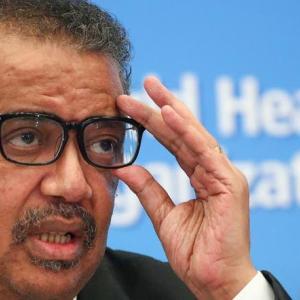 【新型肺炎】WHO事務局長「致死率SARSより低い」見解示す