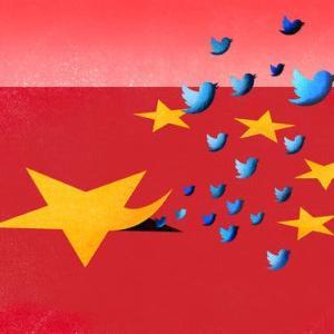 中国「ツイッターは中国を中傷するアカウント閉鎖しろ!中国は偽情報の最大の被害者」