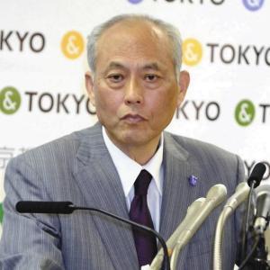 舛添要一「日韓政治交流を活発にすべき」「私を兄貴と慕ったソウル市長が自殺してしまった」