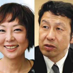 室井佑月さん、「ひるおび」降板… 夫・ハッピー米山の衆院選立候補で「公平性を担保」
