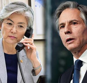 """【日米韓】日本との電話協議後、韓国と通話した米国務長官…「北核問題、急がれることに""""共感""""」=韓国報道"""
