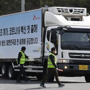 【K防疫シーズン2】保管温度範囲を超えて回収したワクチン「再活用」へ… 韓国政府「ご心配おかけして申し訳ない」