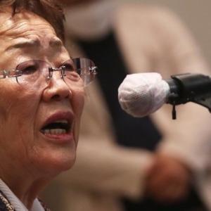自称慰安婦  李容洙「国際司法裁判所に提訴しろ!」 慰安婦側弁護士「提訴するのはやめろ!日本が謝罪する事が重要」