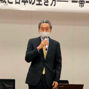 鳩山由紀夫「日本も尖閣領海内に入るな」