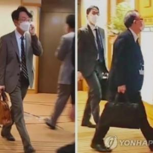 【聯合ニュース】韓日局長級協議 韓国の人的交流再開提案に「日本側も『共感できる』という反応を見せた」
