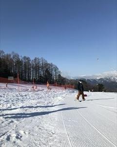 3月14日(日)鷲ヶ岳スキー場(今シーズン21日目)