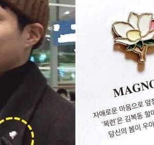 慰安婦バッジをつけて日本に渡った人気俳優のパク・ボゴムに、韓国人が称賛の声