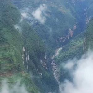 中国、世界一高い橋が完成。凄すぎだろ… #画像 |  いつ爆発すんの?