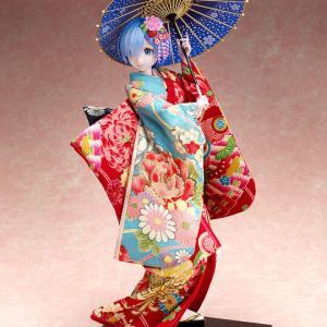 リゼロレムの日本人形13万4000円 #人形の吉徳 |  こういうのは露出高くないと売れないんだろ?  |  こっちも13万位