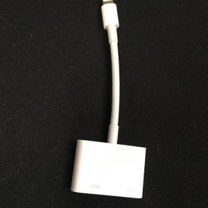 iPhoneとTVを繋げて、ラジオ体操プレゼント