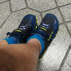 5ヶ月振りのシューズラン by 45歳からのフルマラソン挑戦