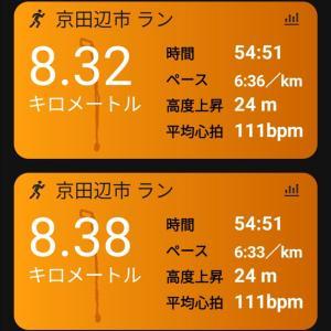 データ記録が by 45歳からのフルマラソン挑戦