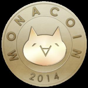 モナコイン、120円台wwwwwww