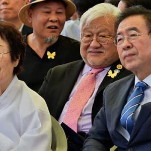【NoJapan】反日ソウル市長失踪→セクハラ常習で訴えられてた→山中で遺体で発見