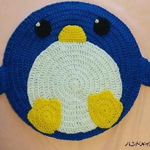 ペンギンの円座