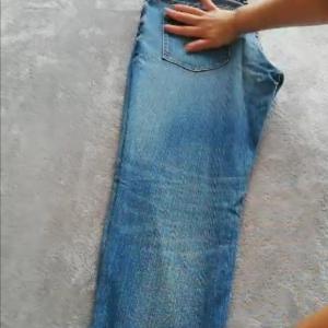 ボトムス・パンツの畳み方