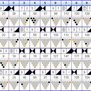 ボウリングのリーグ戦 (409)