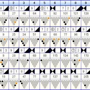 ボウリングのリーグ戦 (414)