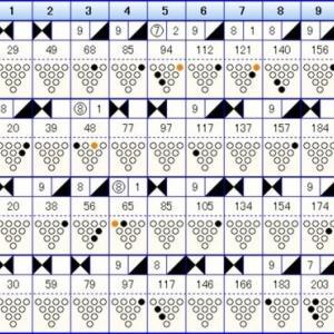 ボウリングのリーグ戦 (417)