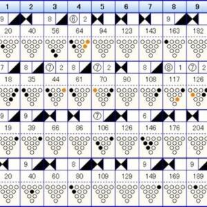 ボウリングのリーグ戦 (401)