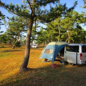 能登大島キャンプ