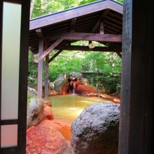平湯温泉キャンプ!