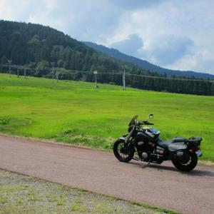 バイクの日・山麓ライド
