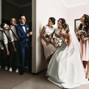 """結婚式は「出逢いなんて""""ない""""」と決めつけてる男性に・・・<br /><br />"""