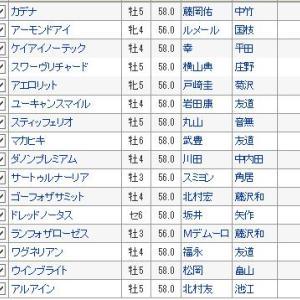 【天皇賞秋 2019】血統最終予想・2強対決!アーモンドアイVSサートゥルナーリア