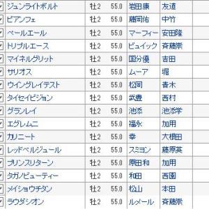【朝日杯フューチュリティステークス2019】血統・調教全頭診断~最終予想買い目発表!!