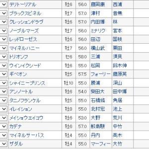 【日刊スポーツ賞中山金杯 2020】血統最終予想・金杯で乾杯軸馬・買い目発表!!