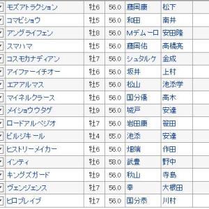 【東海ステークス 2020】血統予想・枠順確定、最終買い目発表!!1番人気インティは危険