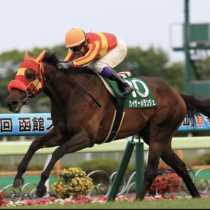 [函館スプリントステークス2020]予想オッズ・出走予定馬とデータ予想!地方競馬連勝の勢いに乗って!牝馬を重視したい!