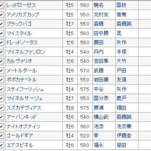 【函館記念 2019】血統予想・枠順/単勝人気、洋芝巧者はこの馬、最終買い目発表!