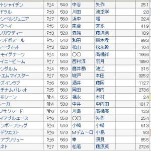 〔中京記念 2019〕血統展望・出走予定馬/予想オッズ、夏の中京締めくくるのは?