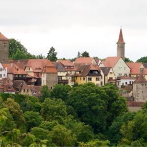 街の美しさNo.1のドイツ!ロマンチック街道ドライブのススメ(デメリットも)