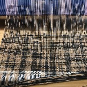 久方ぶりに、織りましょか。