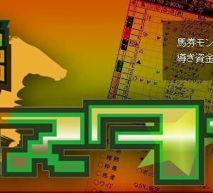 実績報告 馬券モンスター・極軸 8月24日・8月25日