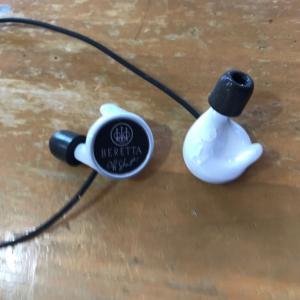 耳栓のリペイントオーダー