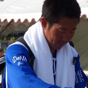 DeNA打撃投手の吉見祐治さん、昨日がラスト登板だった