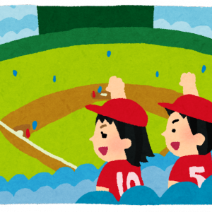【朗報】ワイ、初めて野球ファンとして現地観戦しに行く