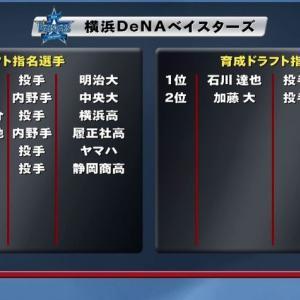 【Deファン】2020横浜DeNAドラフトを解説するスレ【集合】