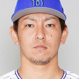 DeNA田中健二朗の支配下復帰を公式発表 背番号『046』→『46』へ