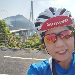 ロードバイクでしまなみ海道 大三島をぐるり1周 パート2