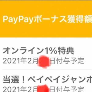 〜ペイペイジャンボ2度目の当選〜
