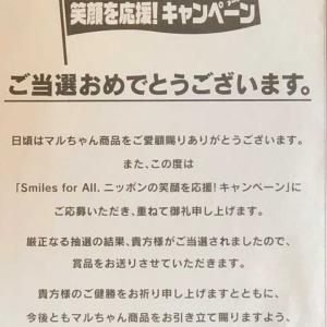 〜東洋水産当選品〜