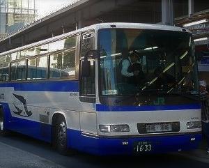 東関道高速バス散歩(3)~平成2年東京-波崎線はさき号~