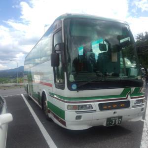 信濃路を十文字に貫く高速バスの旅(8)~名古屋-新潟間高速バスで信州を南北に縦断 後編~